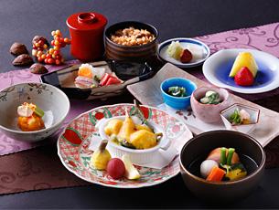日本料理「花菊」リニューアル1周年記念会席