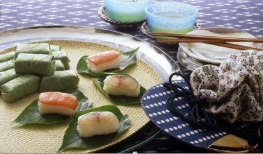 ~遅めのご到着限定~奈良名物【柿の葉寿司】をお夜食に