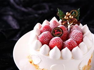 クリスマスケーキ2018 10月15日(月)ご予約受付スタート!