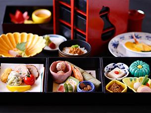 日本料理「花菊」リニューアル二周年記念特別ランチ
