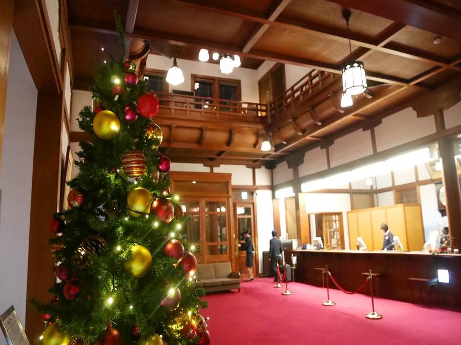 【クリスマスディナー付】A Christmas Carol ~メインダイニングルームで選べる朝食を~