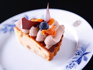 【奈良を味わう ティーラウンジ】あんぽ柿・ほうじ茶ラテ