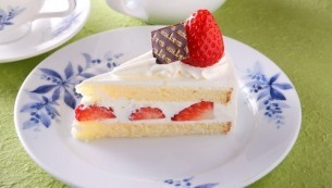 【ティーラウンジ】クリスマスティー&ケーキ