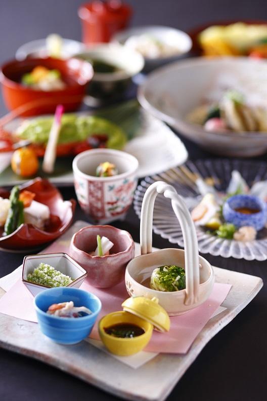 料理長おすすめ会席【3月・4月ディナー】