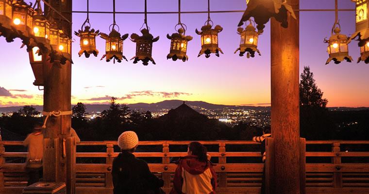 女子旅の奈良歩き
