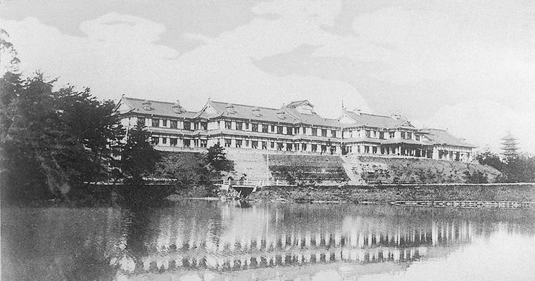奈良ホテルヒストリー
