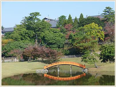 名勝大乗院庭園文化館  入館者100万人目・歓迎セレモニー開催