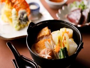 【夕食朝食付】奈良ならではの飛鳥鍋御膳を堪能プラン~Dinner&stay~